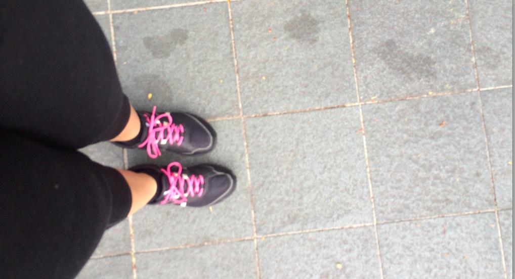 Walking Maida Pineda