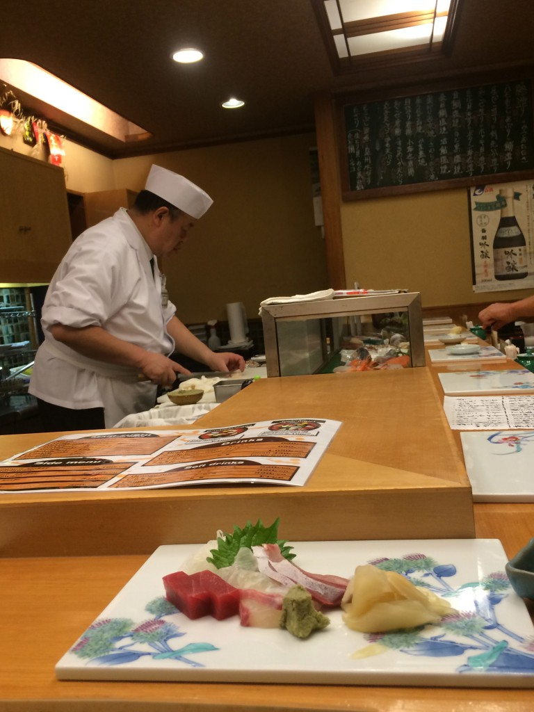 IMG_8500Gion Sushi chef