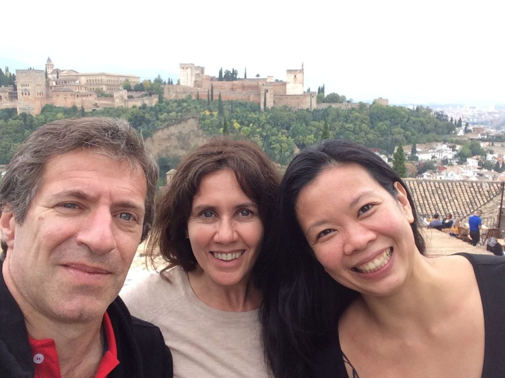 alhambra-with-my-argentinean-friends