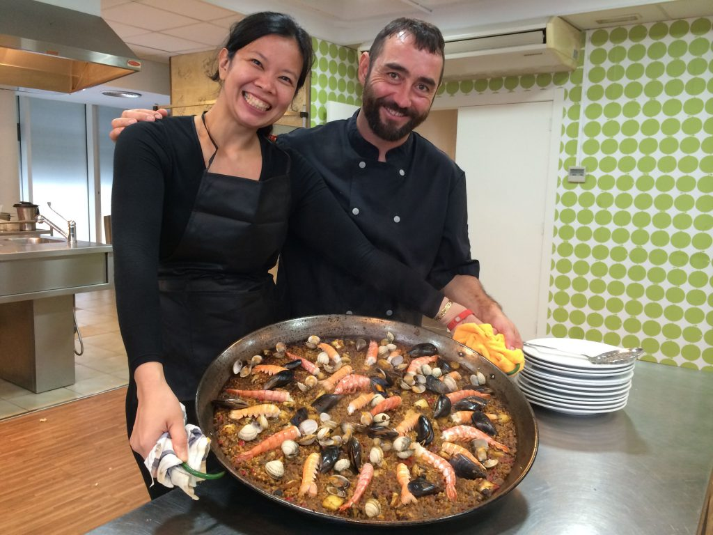 barcelona-and-paella-we-made
